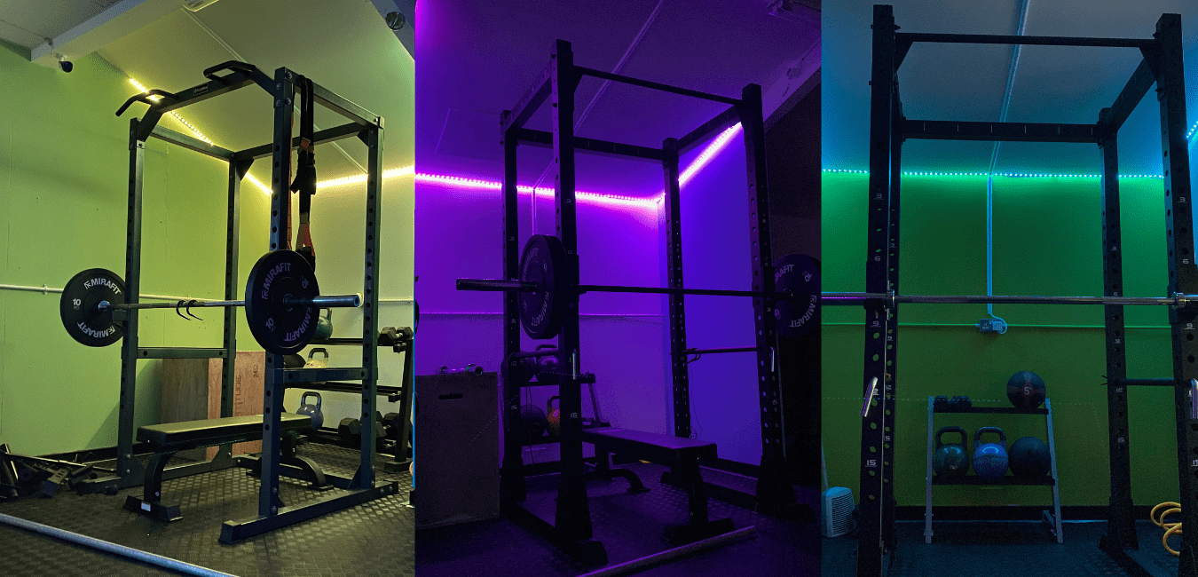 Picture of Gym All Racks